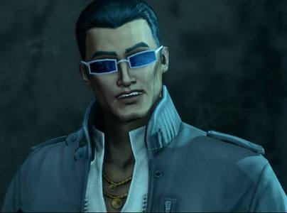 johnny gat ,the most awsome character form the saints row series .