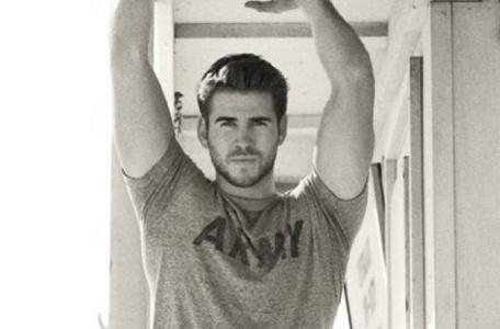 My sexy boy in a T-Shirt