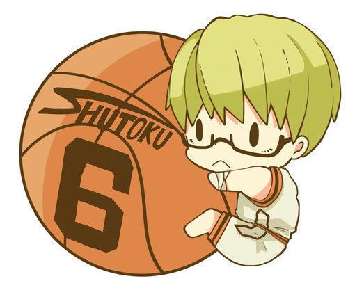 Midorima from Kuroko no Basket!!!
