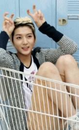 1. Ren 2. JR 3. MinHyun 4. Aron 5. BaekHo
