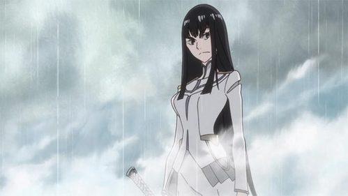 Satsuki Kiryuin as the student council president of Honnōji Academy has an extremely powerful voice in my opinion. (Anime: Kill La Kill) :D