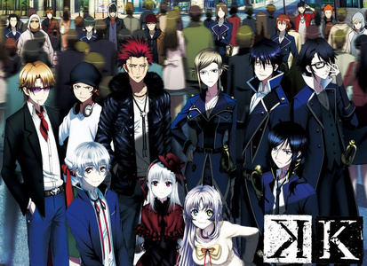 Here are some of the latest জীবন্ত I have watched and really loved: - K Project (pic) - Darker Than Black - Danganronpa the অ্যানিমেশন - Allison and Lillia - Samurai Champloo