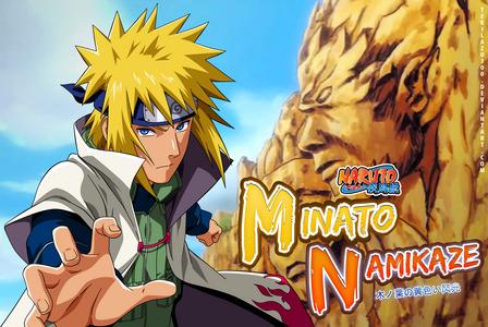 Minato Namikaze / Yellow Flash (Naruto Shippuden)