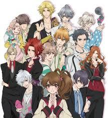 i suggest   BROTHERS CONFLICT
