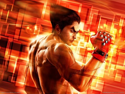 The one and only Kazuya Mishima! Was, is and always will be my favorite, since the first time I've played টেকেন 2 and I had to beat him. It's him, too, whit who I play most of the time and I'm best with. He's kinda corrupt, but not in such a cliché villain-style, he's a badass, cause he was brought up like this and I think he could have had others sides, when events turned in another direction. (besides without him there would be no Jin ;-)