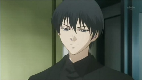 Kazuya Shibuya aka Naru the Narcissist from Ghost Hunt