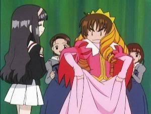Syaoran from Cardcaptor Sakura.