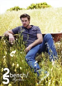 Idk why but liam is always doing photoshoots lying in the گھاس lol. But all of them continue to increase in hotness. He's gonna burn down the fields!!! :O
