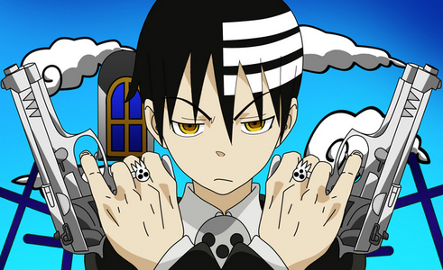 Death The Kid from Soul Eater!!!