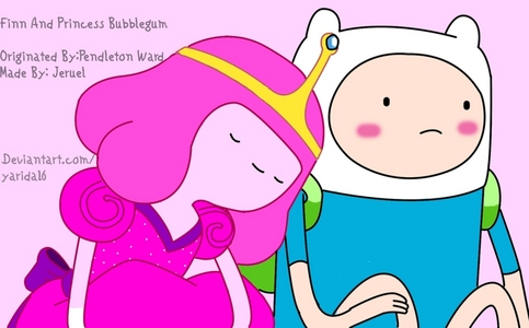 Finn deserves to be with Princess Bubblegum.