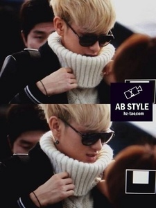 I think its tao too although he seem the tough type he is really cute