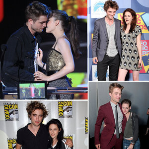 my gorgeous babe and his Twilight co-star,Kristen Stewart<3