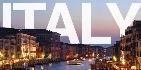 Italy.It's always been my 1st travel destination spot.