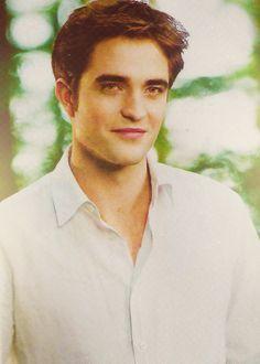 Robert's beautiful smile without tonen teeth<3