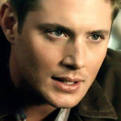 Jensen's pretty face :)