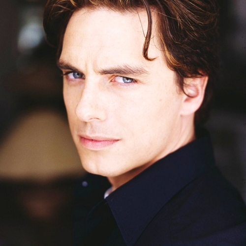 Why wouldn't I LOVE his eyes? They're so darn attractive! Blue + Eyes + Amazing Man = PERFECT combo!