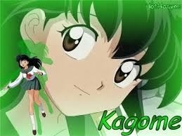 Kagome from Inuyasha!
