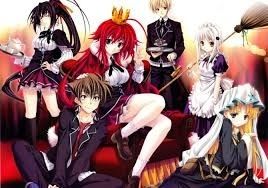 High school DXD (pic)