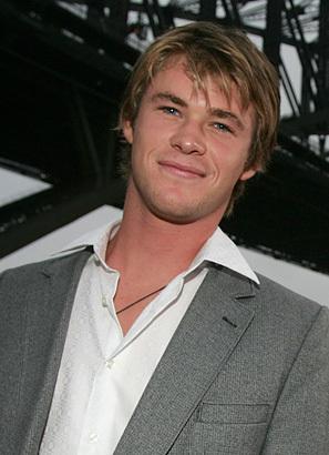 my Aussie cutie,Chris Hemsworth from 2005<3