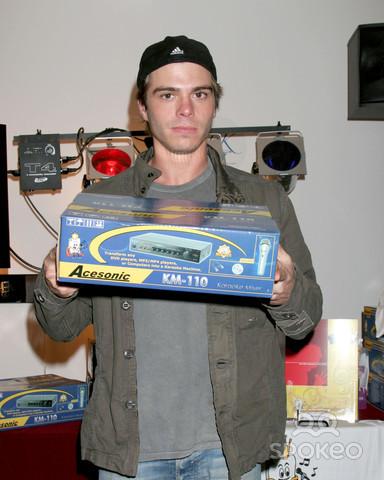 Matthew in 2007 :)