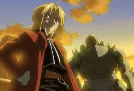 Full Metal Alchemist. <3 I was especially moved sa pamamagitan ng the bond between Ed and Al and the fact that they're willing to sacrifice their lives for each other.