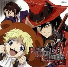 Anime that really touched me in puso was Black Blood Brothers... I know its a little stupid, but I really cried on this series and I wish they made the season 2