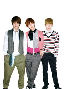 Taemin and there is a tie between key and jonghyun