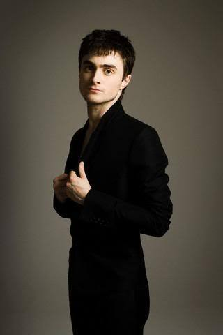 My gorgeous Dan Radcliffe. I think this was from 2008 of 2009.
