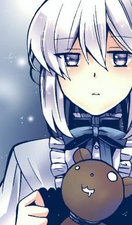 Echo from Pandora Hearts!! :D <3