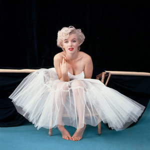 Not easy to choose. But Marylin in ballerina is wonderful