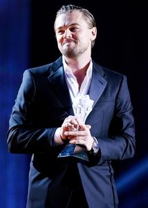 Leonardo DiCaprio, since Titanic :)
