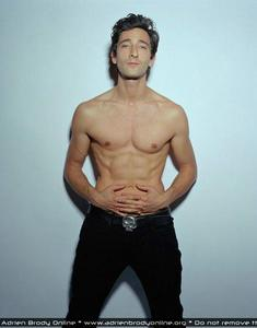 Adrien Brody is hot and an excellent actor! I loved him in everything he does.