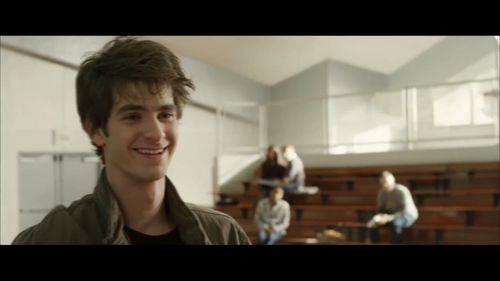 My 2nd fave is Andrew Garfield