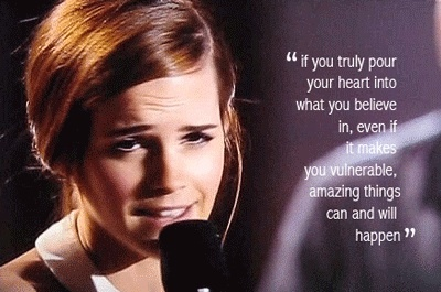 Emma Watson is such a brilliant actress. She puts her everything into অভিনয় and makes so many good friends. She is a kind and generous soul and deserves to be treated well and with respect.