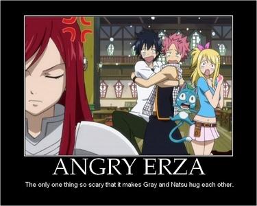 Gray and Natsu (Fairy Tail)