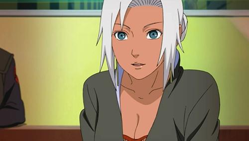 Mabui from Naruto Shippuden.