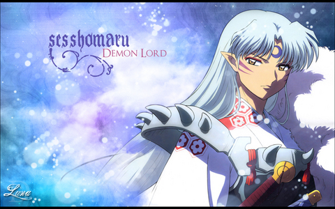 Sesshomaru (InuYasha) can use the power of his sword to resurrect