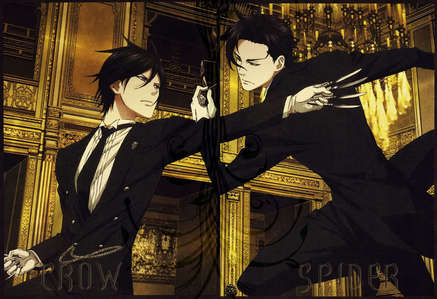 Sebastian & Claude (Black Butler)