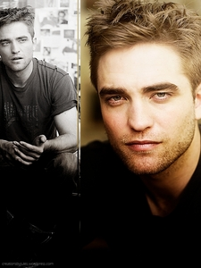 he's endlessly gorgeous<3