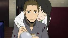 Seiji Yagiri has an older sister, Namie that somewhat fits that description.