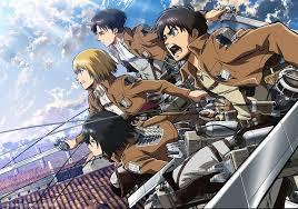 A lot of fans say that Attack on Titan is worth watching. I haven't seen it myself, but I might soon.