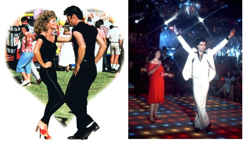 Grease And Saturday Night Fever