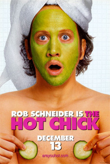 The Hot Chick :D