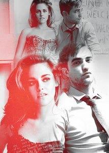 my 2 loves,Robert and Kristen<3