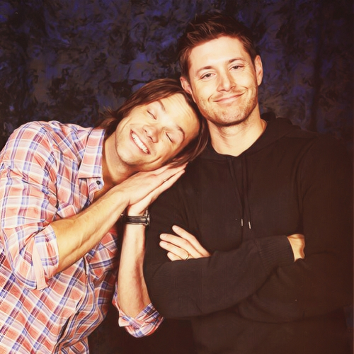 LLYPADALECKI'S Cinta with my man and also Doodlebug81 Baby :) Jared and Jensen