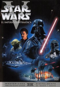 ster Wars Episode V: The Empire Strikes Back, my third favourite movie ever.