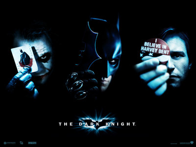 The Dark Knight, my favourite movie ever