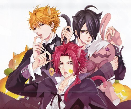 Brothers Conflict.... fanart of course :)