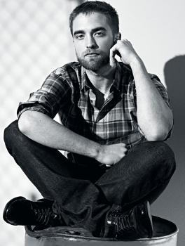 my gorgeous Robert sitting<3