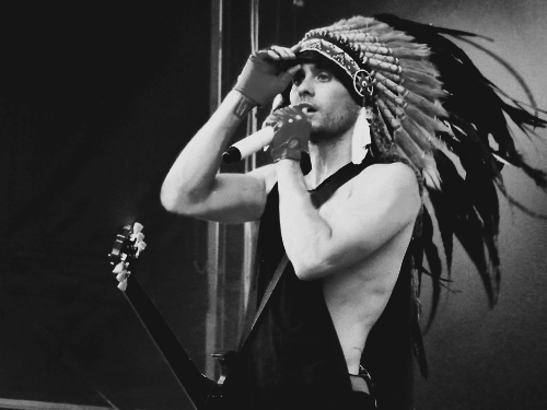Jared the Indian rocker<3